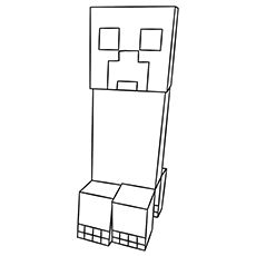minecraft coloring pages | minecraft | Minecraft coloring ...