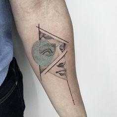 Melina Casteletto - Led's Tattoo - São Paulo, Brazil