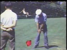 Ben Hogan Golf Swing secret plane tips analysis lessons grip slow motion - YouTube