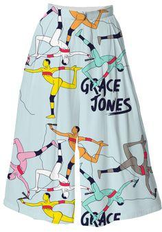 Culotte Grace Jones