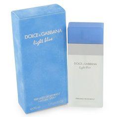 Dolce and Gabana: Light Blue-best smell ever.