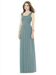Alfred Sung D718 bridesmaid dress