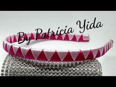 Como encapar tiara Dy By Patrícia Yida - YouTube