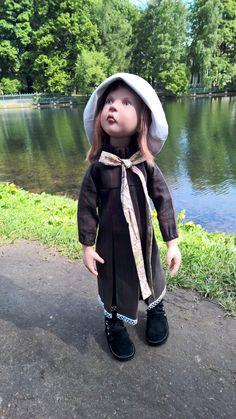 Как сложно быть самой собой / Коллекционные куклы Цвергназе, Zwergnase dolls / Бэйбики. Куклы фото. Одежда для кукол