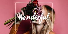 Viva Beautiful - Webfont & Desktop font « MyFonts