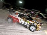 WRC Sweden 2013 - Citroen Total Abu Dhabi World Rally Team - K. Al Qassimi and S.Martin great drift with OZ Racing Wheels Racing Wheel, Abu Dhabi, Rally, Sweden, Car, Wheels, Australia, Automobile, Autos