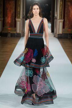Yanina Couture, Primavera/Verano 2017, París, Alta costura
