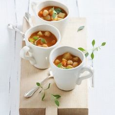 Zupa z cieciorki z programu Gessler Sugar Bowl, Bowl Set, Food And Drink, Recipes, Recipies, Recipe
