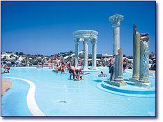WaterWorld WaterPark, Cyprus - award-winning and awesome!