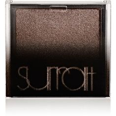 Surratt Women's Artistique Eyeshadow ($20) ❤ liked on Polyvore featuring beauty products, makeup, eye makeup, eyeshadow, dark brown, eyeshadow brushes, shadow brush, eye shadow brush and palette eyeshadow