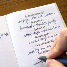 {The Little Things} – Gratitude Journal