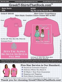 Zeta Tau Alpha 500150proof ................................................... ................................................... WORK 1 ON 1 with a member of our design team until your T-Shirt ideas are perfect.... and ALWAYS them on in time (before you even need them) at the price you want! ...................................................................................................... JUST CLICK THIS IMAGE TO GET STARTED!