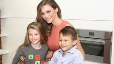 Andrea Verešová s deťmi