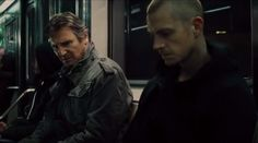 """In """"Run All Night,"""" Liam Neeson and Ed Harris play snarling old gangsters who turn against each other. """"Heat"""" this ain't, but the two great stars gin up some fine macho nonsense. Some decent fight scenes, too. (Rated R, June 16)"""