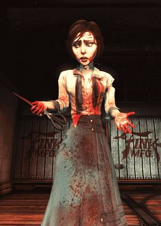 Bioshock Infinite - Elizabeth Comstock