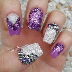 Glam and Glits Nail Design @glamandglitsnails Instagram photos | Websta (Webstagram)
