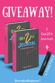 Win 2 Get2Fit Journa