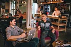 Nashville coworking scene offers lots of options for a small business owner or entrepreneur. Check out the 13 Best Coworking spaces and how they compare. Talk To Strangers, Online Checks, Co Working, Coworking Space, Facon, Workplace, Told You So, This Or That Questions, Business Ideas