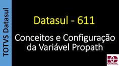 Totvs - Datasul - Treinamento Online (Gratuito): Datasul - 611 - Conceitos e Configuração da Variáv...