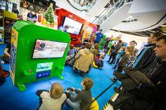 Weekend (5-6 grudnia 2015) zabaw w strefie gier LEGO® Video Games na poziomie 0 #GaleriaKatowicka #LEGO #VideoGames http://bit.ly/1TvXRXm