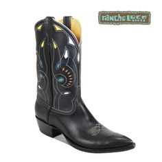 Cutter Rancho Loco Boots, $500 - All-Leather Cowboy Boots - Handmade Cowboy Boots