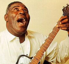 The great bluesman - Howling Wolf