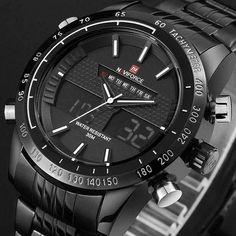 NAVIFORCE Quartz Wristwatch for Men, NF9024BW