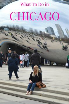 The MUST-SEE sites in Chicago! #AtHyattRegency @HyattRegencyChicago:: GlamKaren.com