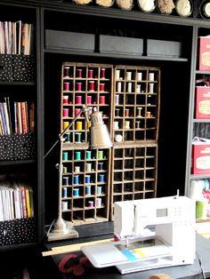 Sew Many Ways...: organizing