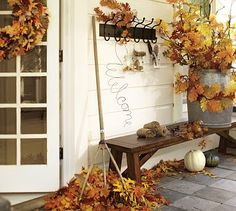 Thanksgiving-Fall-Decor-Exterior decor and design--decorating-holiday decor 4