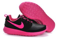 huge discount 9d008 ed2fa Buy Nike Roshe Run Womenss Shoes Leather Black Rose Red Taiwan Best from  Reliable Nike Roshe Run Womenss Shoes Leather Black Rose Red Taiwan Best  suppliers.