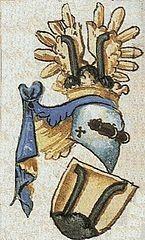 Wappen der Familie Eisenberg / Eisenberg Family Coat of Arms / Armas de la Familia Eisenberg