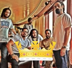 Julian, Rohan, Stephen, Robbie and Damian Marley. Bob Marley Kids, Marley Family, Julian Marley, Stephen Marley, Marley Brothers, Bob Marley Legend, Bob Marley Pictures, Dennis Brown, Famous Legends