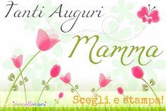 milleideeperunafesta: Festa della mamma: bigliettini di auguri da stampare