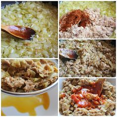 empanada Gallega relleno Dinner Dates, Sin Gluten, Relleno, Recipies, Vegetables, Cooking, Healthy, Food, Flaky Pastry