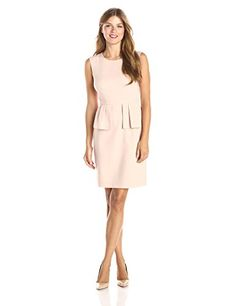 BCBGMAXAZRIA Women's Ashleigh Sleeveless Dress, Bare Pink, 0 BCBGMAXAZRIA http://www.amazon.com/dp/B00YGJSERM/ref=cm_sw_r_pi_dp_vGv8vb07Z5FJE