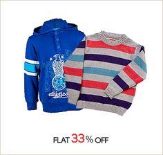 Sweaters, Sweatshirts
