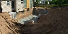 Backfill complete. Next stop - framing