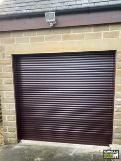 If you're wanting electric remote controlled roller shutter garage doors or sectional garage doors, you'll LOVE our range of aluminium garage doors. Click the link to get a garage door installation today! Garage Door Paint, Garage Door Decor, Garage Door Makeover, Garage Door Design, Sectional Garage Doors, Garage Door Installation, Metal Garages, Roller Shutters, Shutter Doors