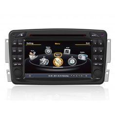 Mercedes A Klasse W168 Autoradio GPS DVD Navigation Navi, Autoradio GPS Navi DVD Player Navigation für Mercedes A Klasse W168