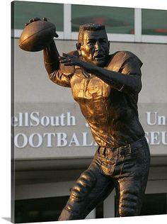 Johnny Unitas Football Statue - Louisville
