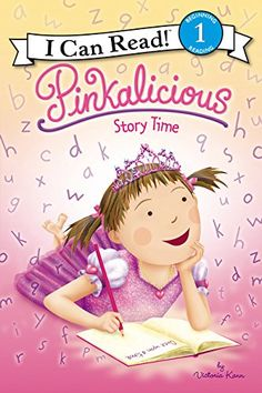 Pinkalicious: Story Time (I Can Read Level 1) by Victoria Kann http://www.amazon.com/dp/0062410725/ref=cm_sw_r_pi_dp_5Ve6wb0PG5MAG