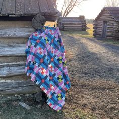 Lockstep quilt pattern PDF download. Modern quilt in throw and queen sizes. Tester version by Michelle of @shortattentionspancrafter Beginner Quilt Patterns, Star Patterns, Pouffe Pattern, Upcycled Shirts, Uniform Shirts, Denim Patchwork, Bed Sizes, Queen Beds, Ruler