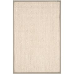 Natural Fiber Marble/Khaki (Marble/Green) 2 ft. 6 in. x 4 ft. Area Rug