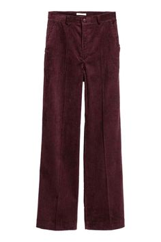 c5d48a53cd4b 20 Best pantalon bordeaux images   Fashion outfits, Wine pants, Moda ...