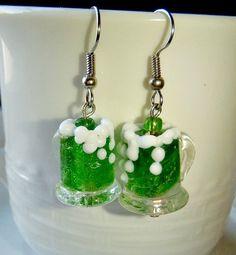 Green Beer Mugs!!