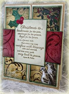 SC459 Christmas Is... by DawnL - Cards and Paper Crafts at Splitcoaststampers