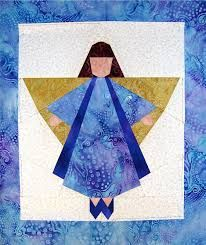 angel quilt - Google Search