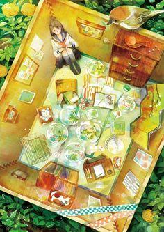 15 Pic Anime By #Yuun - Imgur                                                                                                                                                                                 Más
