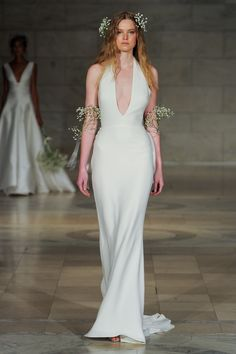 Reem Acra - Bridal Collection - Look 5
